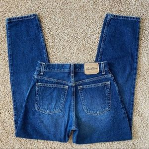Vintage 90's Levi High Waist Relaxed Fit Tapered Leg Jeans